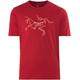Arc'teryx Archaeopteryx SS T-Shirt Men Red Beach